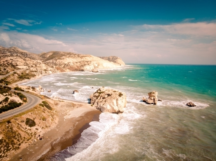 cyprus drone photograpy