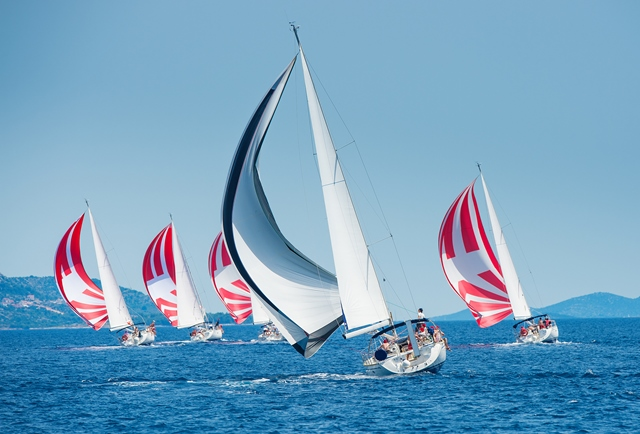 Cyprus yacht competition