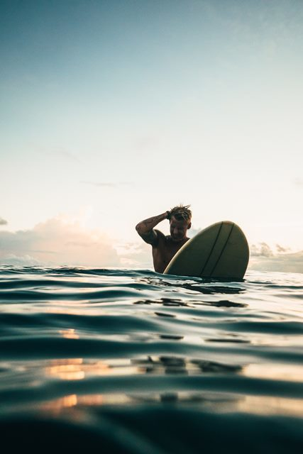 Cyprus surfing